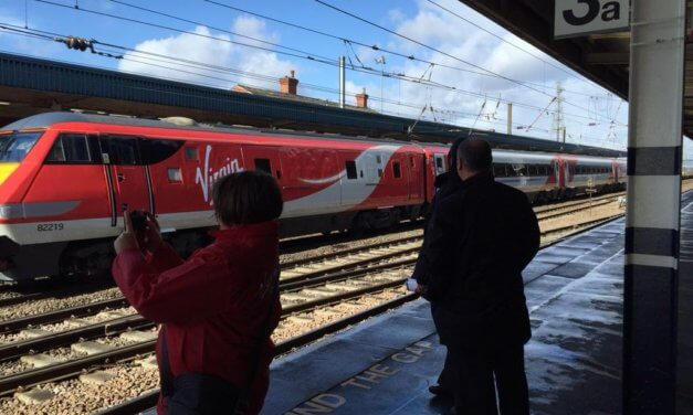 More trains on East Coast Mainline