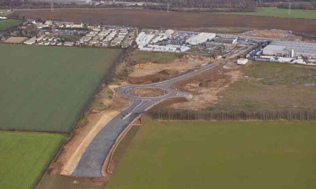 Jan 16 Grantham Relief Road Update