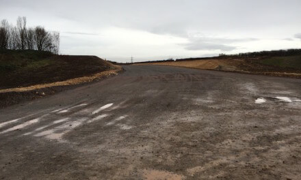November Grantham Relief Road Update