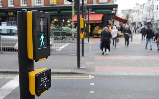 Pedestrian Crossings are seldom pedestrian