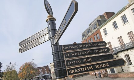 Grantham drop-in event to share your thoughts on walking and cycling in the town