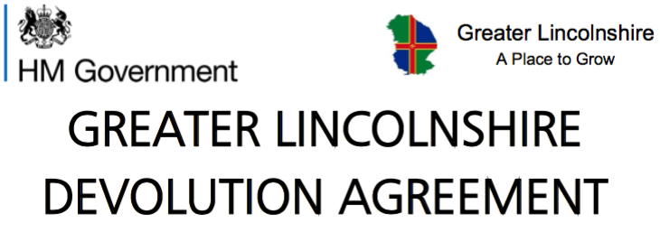 Greater Lincolnshire Devolution