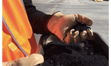 'Greener' asphalt, made using printer cartridges, trialled in Australia