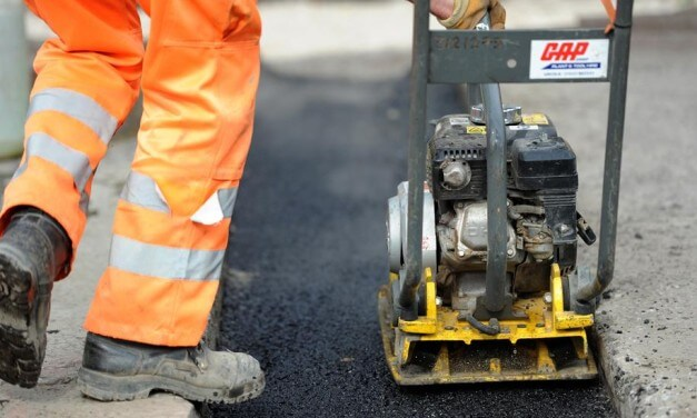 Countdown to major highways improvements in Grantham