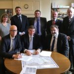 Grantham Councillors take fight for Grantham A&E to Hospitals Minister