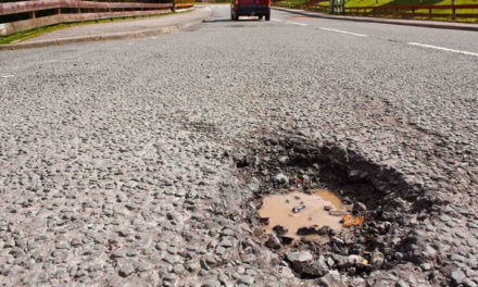 Update on the fight against potholes
