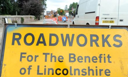Grantham Highways Works Programme