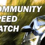 Community Speedwatch Scheme