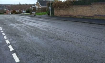 Barrowby Gate Resurfacing Failure