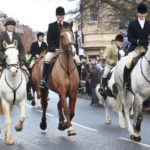Belvoir Hunt Grantham Boxing Day Meet