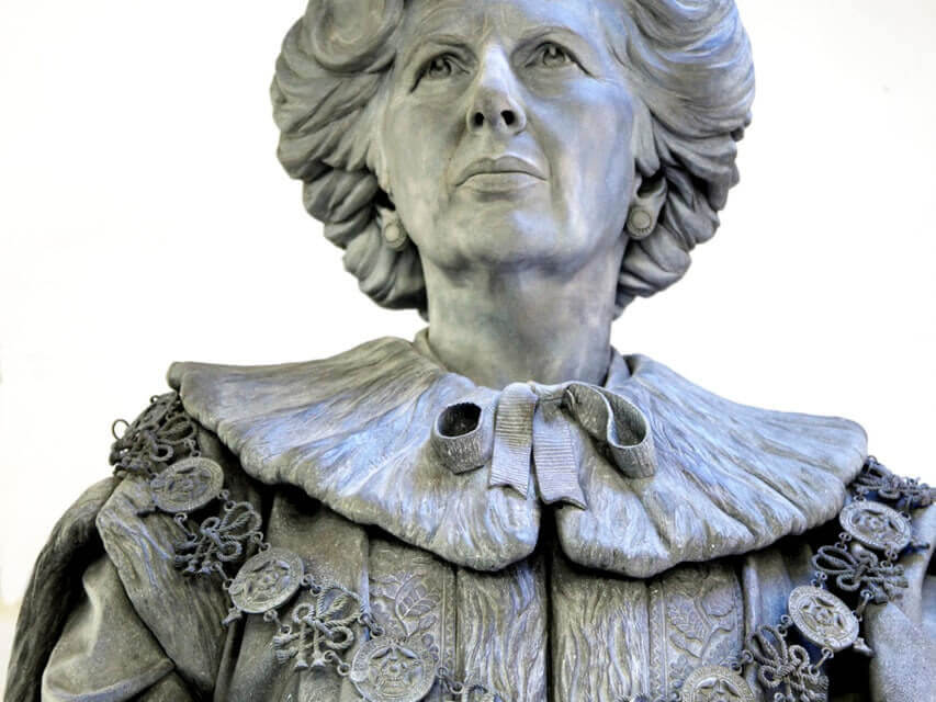 Thatcher Statue going ahead!