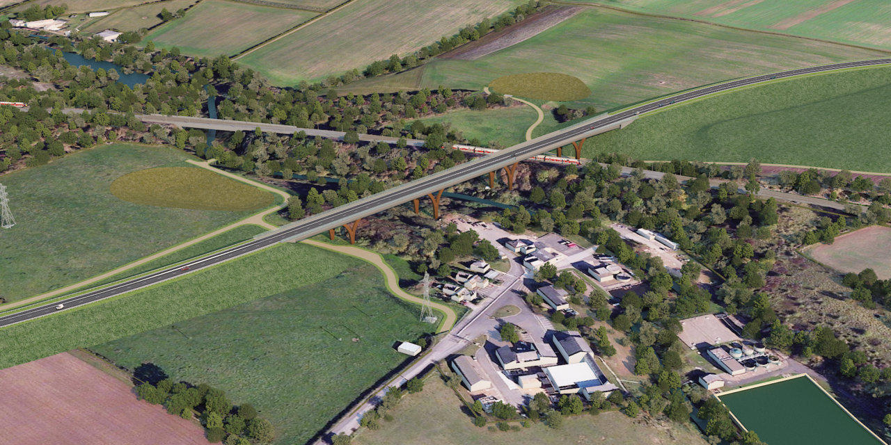 Work on final section of Grantham's new relief road to start next month