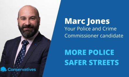 Grantham West Crime and community safety zoom with PCC Marc Jones