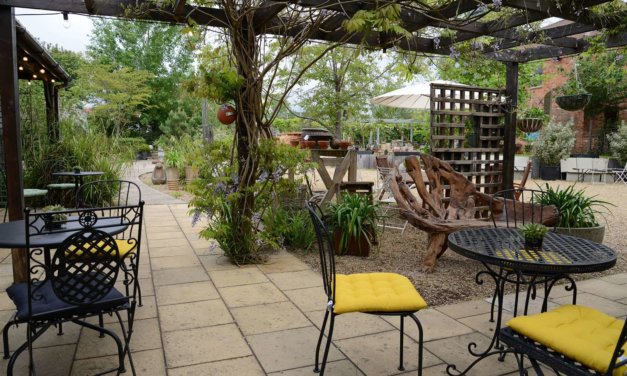 Grantham Business Club: 'Welcome Back' Alfresco Style